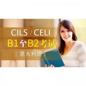 意大利语B1至B2考试(CILSCELI)
