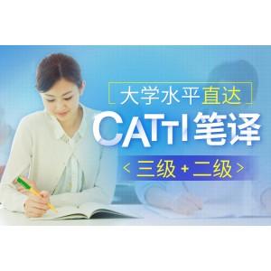 Direct CATTI translation at university level (Level 3 + Level 2)