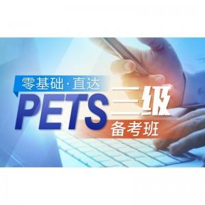 English zero foundation direct PETS level 3